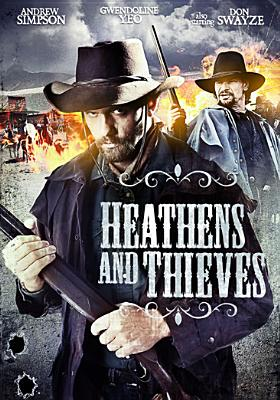 HEATHENS AND THIEVES BY SIMPSON,ANDREW (DVD)