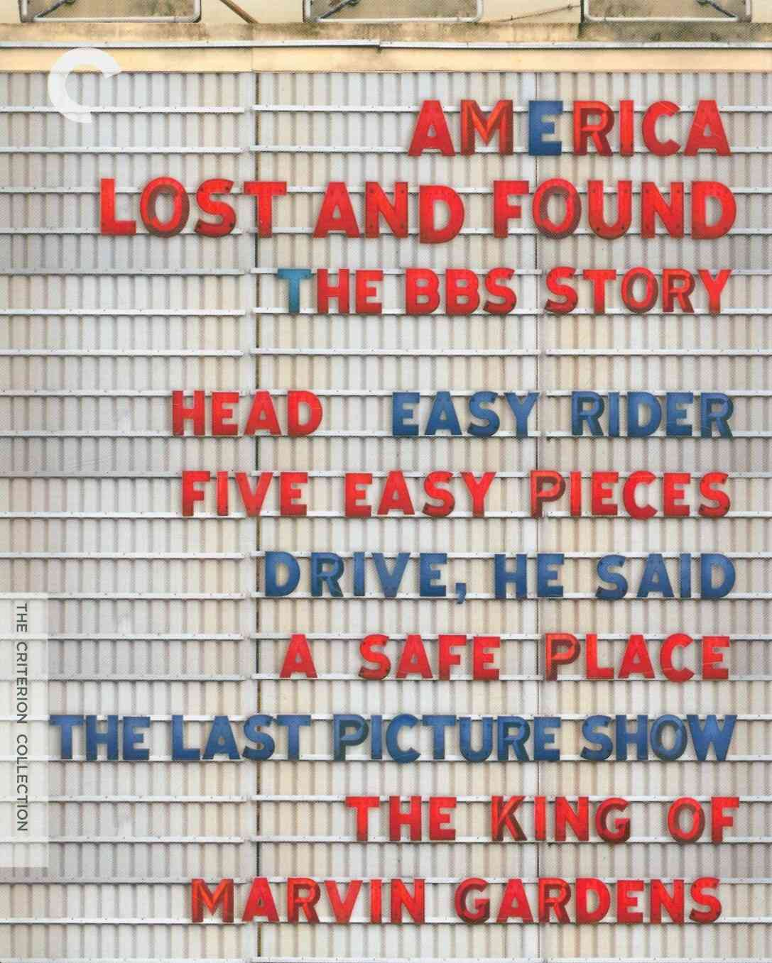 AMERICA LOST AND FOUND:BBS STORY (Blu-Ray)