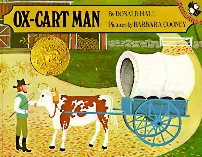 Ox-Cart Man By Hall, Donald/ Cooney, Barbara (ILT)